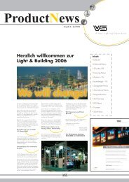 Product News 2006 - Vossloh
