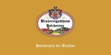Holzhausen bei Buchloe - Festhalle Alpenland