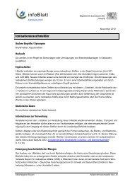 Ionisationsrauchmelder - Abfallratgeber Bayern