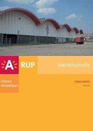 Download Procesnota ( pdf ) (1,45 Mb) - Antwerpen.be