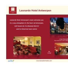 Leonardo Hotel Antwerpen - VakantieSalon Antwerpen