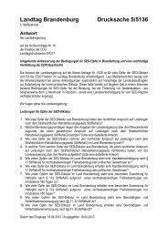 Landtag Brandenburg Drucksache 5/5136 - Brandenburg.de