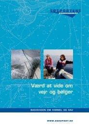 Værd at vide om vejr og bølger - Søsportens Sikkerhedsråd