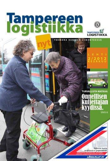 Tampereen logistiikka 2/2012