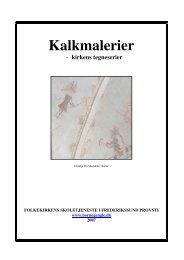 Kalkmalerier - Børn & Engle / Folkekirkens Skoletjeneste i ...