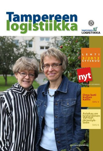 L E H T I 3/2012 - Tampere