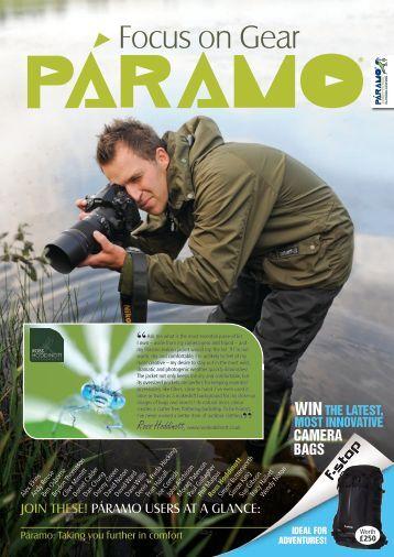 Focus on Gear - Paramo