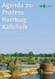 Die Dokumentation des Agenda 21 - nachhaltiges-hamburg.de