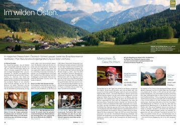 schweizer naturpärke entdecken i biosfera val müstair – parc naziunal