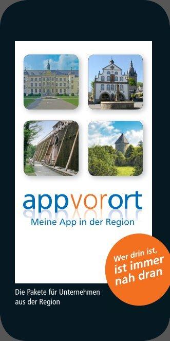 App vor Ort - Volksbank Brilon-Büren-Salzkotten eG
