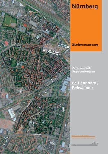 Nürnberg St. Leonhard / Schweinau - Bayern