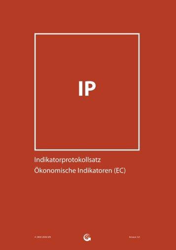 Indikatorprotokollsatz Ökonomische Indikatoren - Global Reporting ...