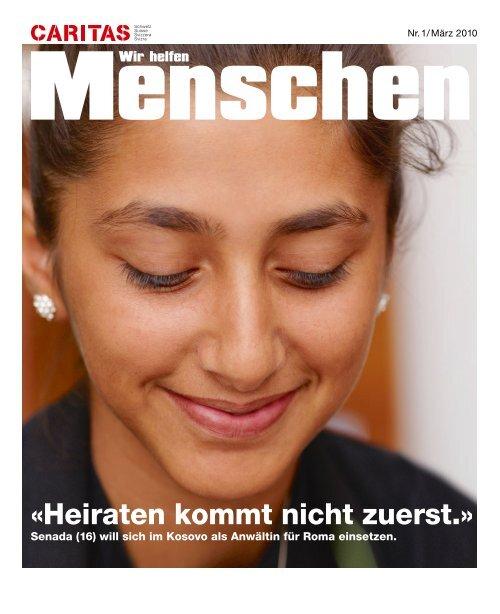 Reportage: Zwischen Tradition und Aufbruch - CARITAS - Schweiz