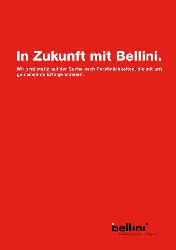 In Zukunft mit Bellini. - Bellini Personal AG