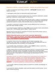 Regulamin udziału w naszych aukcjach - kupując ... - Sklep muzyczny