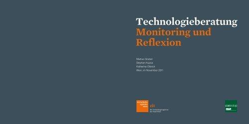 Technologieberatung Monitoring und Reflexion - ZIT