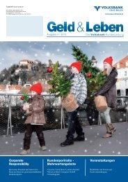 Ausgabe 4/2012 - Volksbank Graz-Bruck