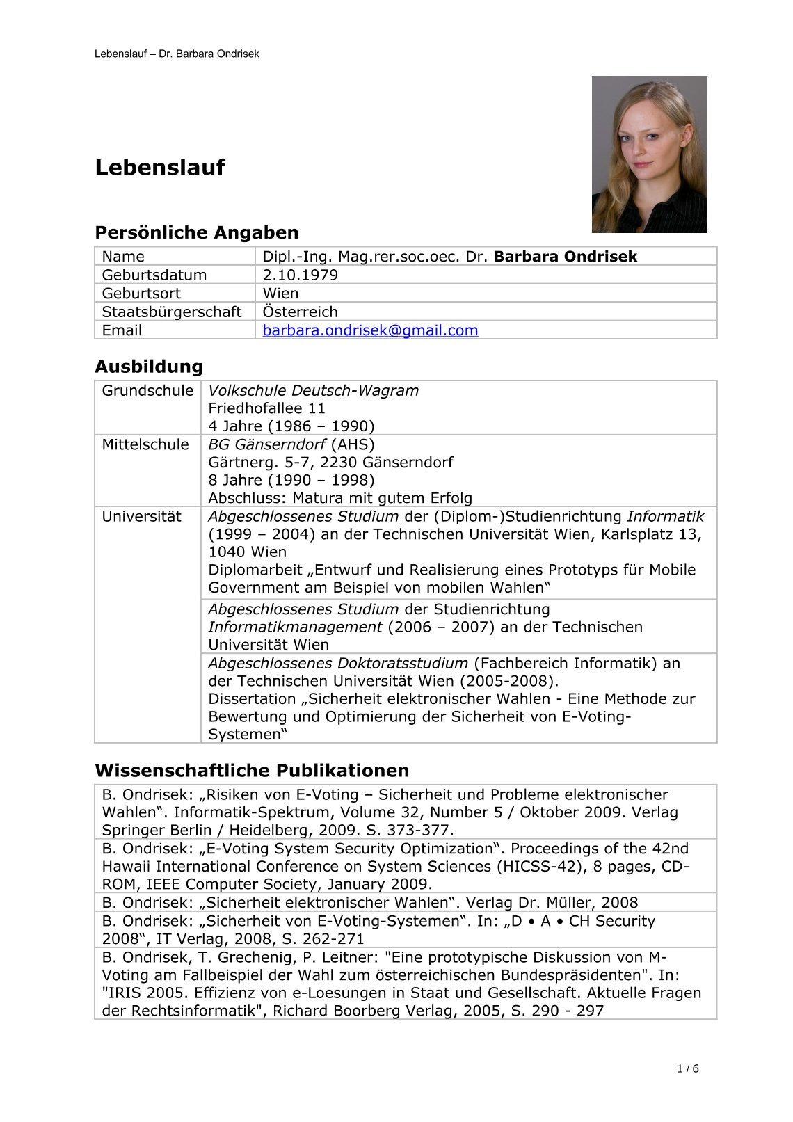 Großartig Arzt Cv Lebenslauf Probe Bilder - Entry Level Resume ...