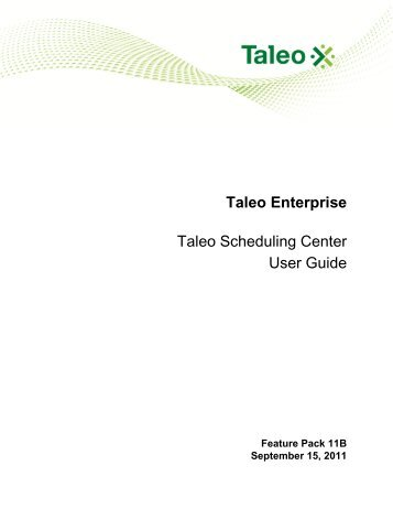 taleo 10 recruiting user guide oracle. Black Bedroom Furniture Sets. Home Design Ideas