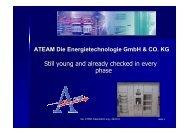 ATEAMShow als PDF - ATEAM Die Energietechnologie GmbH und ...