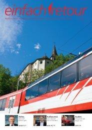 Juni 2012 - Gornergrat Bahn