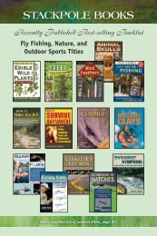 Download Backlist Titles Catalog - Stackpole Books