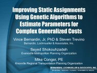 Improving Static Assignments Using Genetic Algorithms to Estimate ...