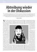 Down-Syndrom Down-Syndrom - Aktion Lebensrecht für Alle eV - Seite 4