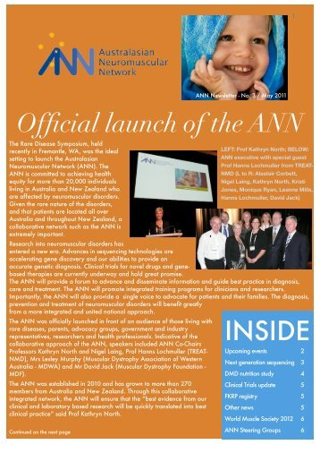 May - Australasian Neuromuscular Network