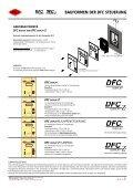 ELEKTROANSCHLUSS DFC DISPLAY - WGS - Seite 4