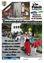 Gemeindebrief Fusch Ausgabe 2012-03.pdf - Gemeinde fusch