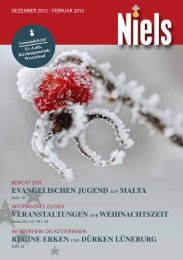 PDF, ca. 1,5 MB - Ev.-luth. Kirchengemeinde Westerland/Sylt