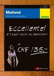 Mailand - BiberTravel.ch