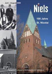 Stadtkirche St. Nicolai Westerland - Ev.-luth. Kirchengemeinde ...