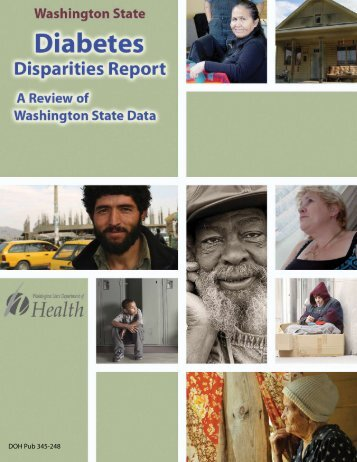 Washington State Diabetes Disparities Report - A Review of ...