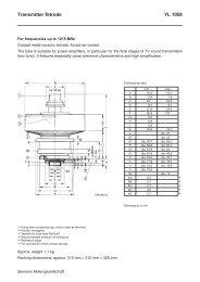 X - Helmut Singer Elektronik