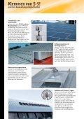 Klemmen von S-5! - CAVA Halbfabrikate AG - Seite 2