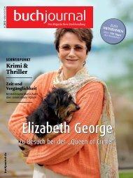 Elizabeth George - Börsenblatt des deutschen Buchhandels