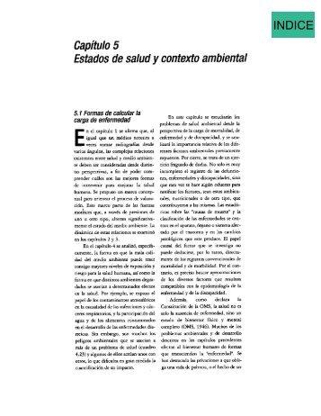 Capítulo 5 - BVSDE Desarrollo Sostenible