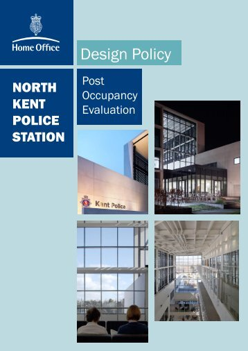 Post Occupancy Evaluation report - National Police Library Online ...