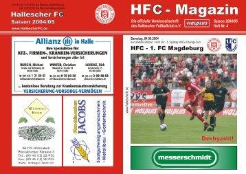 Hotel Hallescher Anger De Magazine