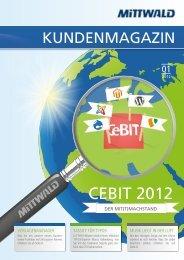 CEBIT 2012 - Mittwald CM Service GmbH & Co. KG
