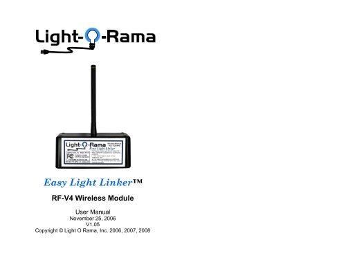 Easy Light Linker™ - Light-O-Rama