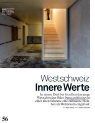Innere Werte - bunq architectes