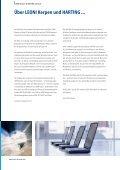 Industrielle IT-Verkabelung - LEONI Infrastructure & Datacom - Seite 2