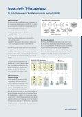 Industrielle IT-Verkabelung - LEONI Infrastructure & Datacom - Seite 7