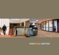WorkPlace Matters - GSA