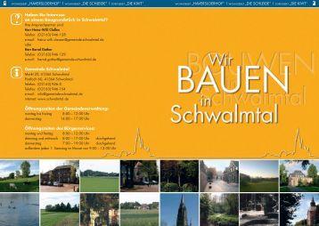 Haben Sie Interesse an einem Baugrundstück in Schwalmtal ...