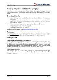 Integration giropay - B+S Card Service GmbH