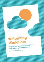 Welcoming Workplace - Helen Hamlyn Centre - Royal College of Art
